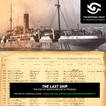 The Last Ship and the End of Indian Indentureship in Trinidad