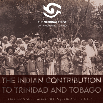 Free Printable Worksheets: The Indian Contribution to Trinidad and Tobago