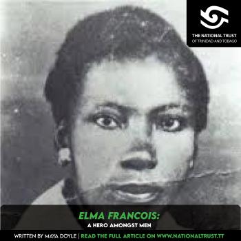 A Lion Amongst Men: The Story of Elma Francois