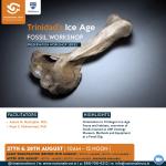 Trinidad's Ice Age Workshop
