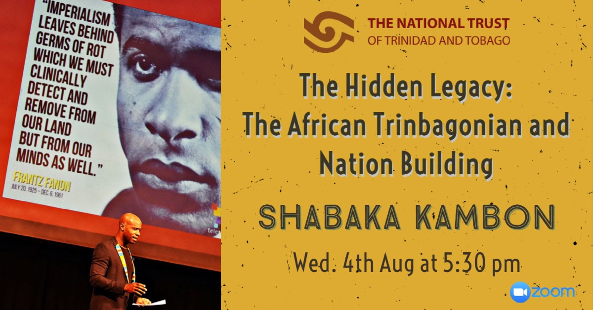 The African Trinbagonian and Nation Building